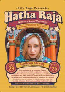 Hatha Raja Workshop